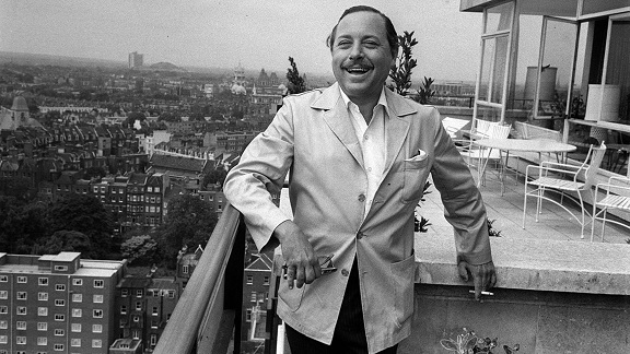 'Has it ever struck you that life is all memory, except for the one present moment that goes by you so quick you hardly catch it going?'  Tennessee Williams, 1911-1983 photo:Trinity Mirror