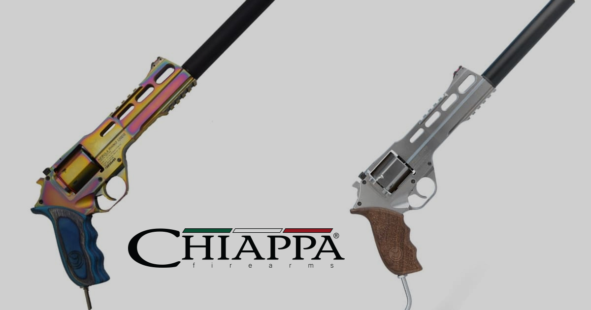 Eyeing a new Long Barrel Pistol? You should take a look at the  @chiappafirearms  we have in store. We're stocking accessories for these too.  #chiapparhino #rhino #shooting #guns