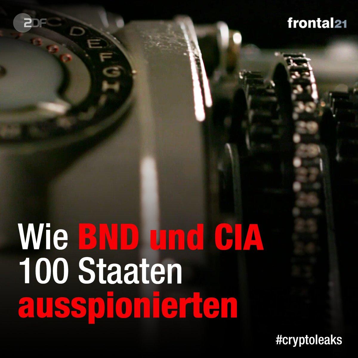 BND und CIA