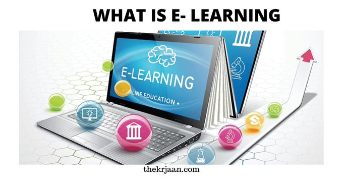 E-learning  What is E- Learning |Value of E-Learning