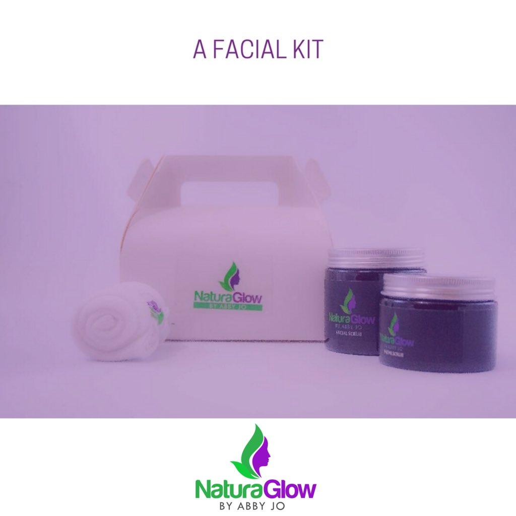 A facial kit