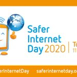 Image for the Tweet beginning: It's #SaferInternetDay today! Make sure