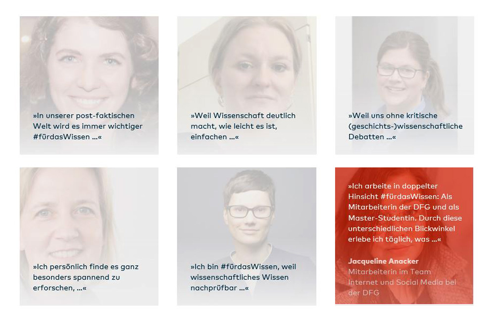 #WomenInScience