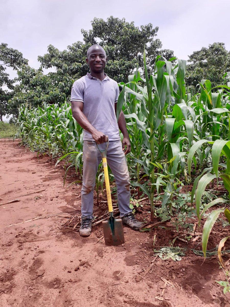 Exciting #AFRICAP fieldwork feat. @Sameze68!