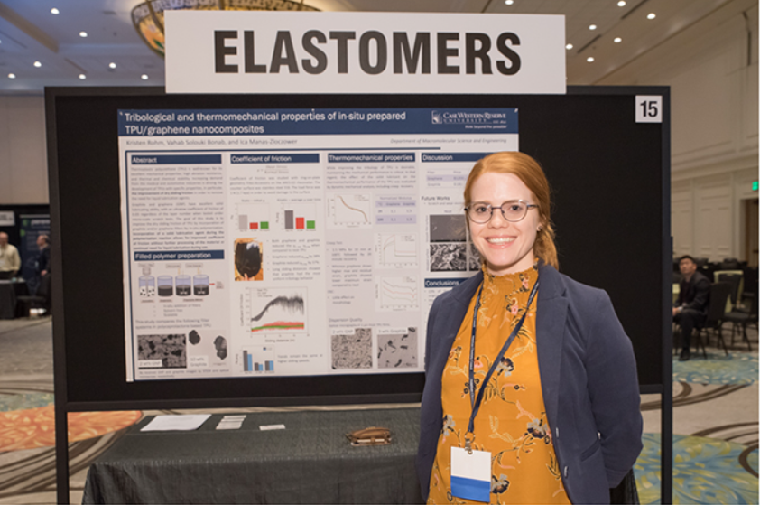 DUE MARCH 6: Applications for CPI's Travel Honoraria- which offer a chance for Graduate and PhD students to present their own research, network with 1,000 polyurethane professionals and attend various educational sessions. https://t.co/T4hYqQOhq6 #Polycon2020 https://t.co/ZqpHP7Bu4a