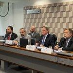 Image for the Tweet beginning: Na Comissão de Educação com