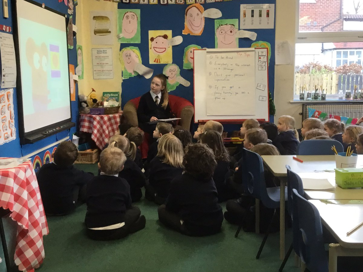 test Twitter Media - Thank you to our e-Cadet for delivering a brilliant session called 'This is me,' for Safer Internet Day. #gorseycomputing  #SaferInternetDay #freetobe https://t.co/VEyaRdhxrD