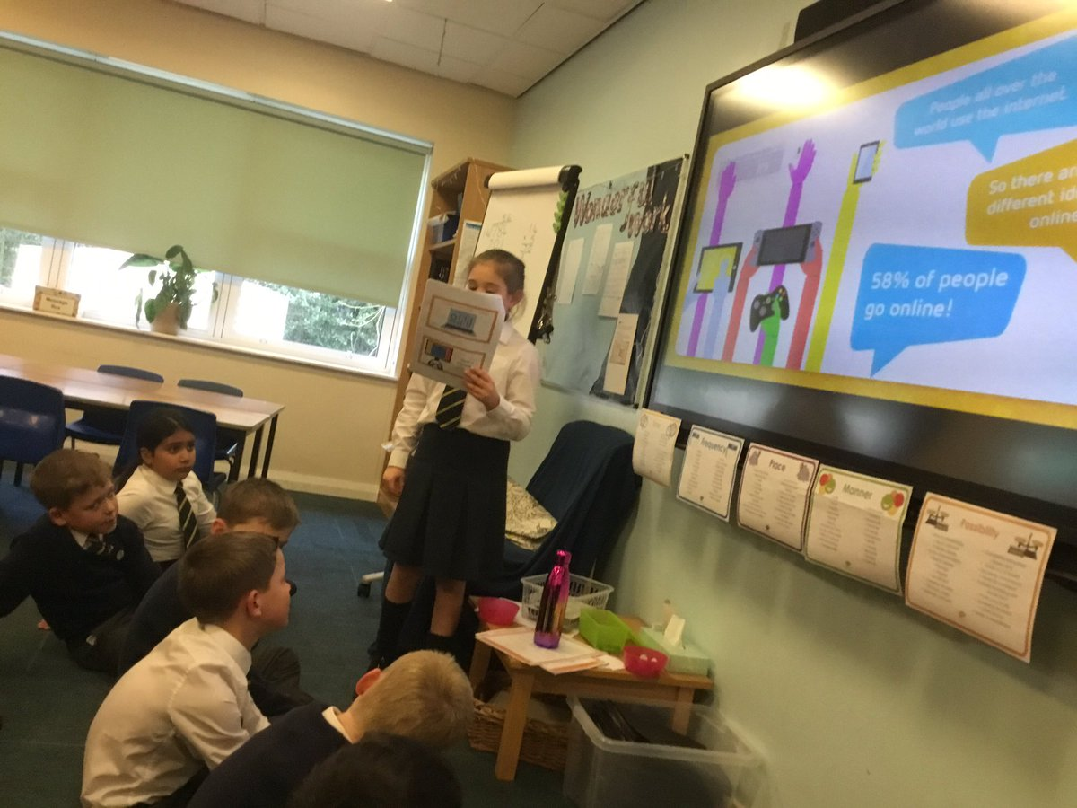 test Twitter Media - Our @Gorsey_eCadets delivered a fantastic session this afternoon on the positives of expressing our identity online as well as how we can keep our identity safe online. #saferinternetday #freetobeme #gorseycomputing https://t.co/9Nb5GZzse4
