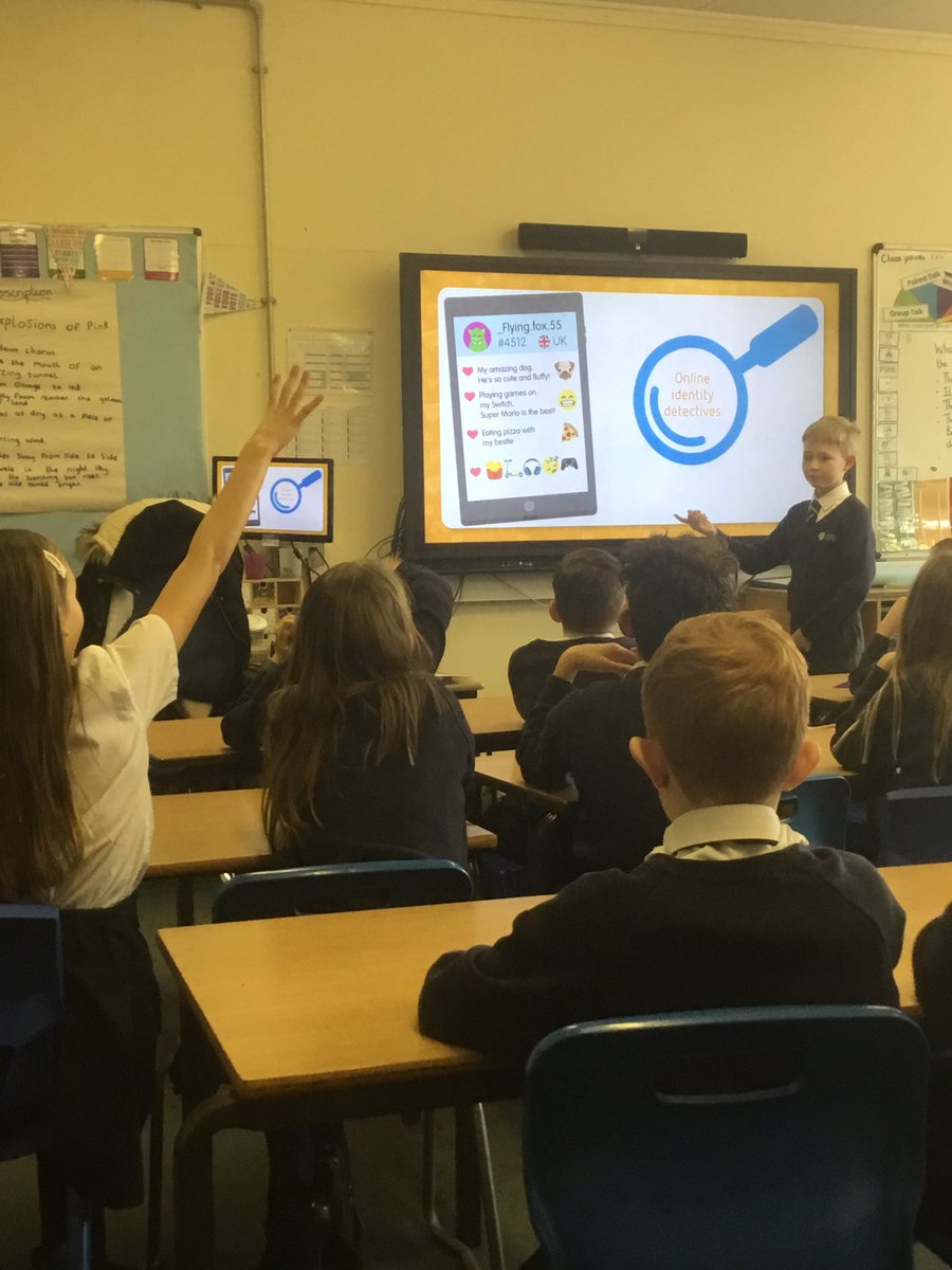 test Twitter Media - An excellent session from our @Gorsey_eCadets this afternoon on keeping safe online whilst having an online identity #gorseypshe #gorseycomputing #SaferInternetDay #freetobe https://t.co/dOVIz7tIuW