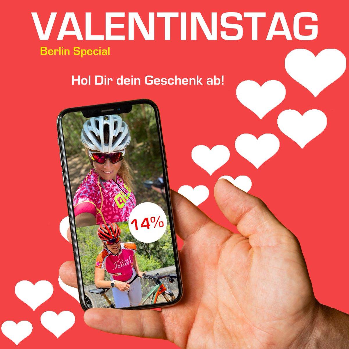 Valentinstag Special in Berlin   Wir schenken euch 14% Rabatt auf #Frauenbekleidung diesen Freitag in beiden Berliner Häusern   * Aktion nur in beiden Berliner Häusern am 14.02.2020 gültig, nicht kombinierbar mit anderen Gutscheinen oder Rabattaktionen  #Valentinstag #lovepic.twitter.com/nXqGLrs2sJ
