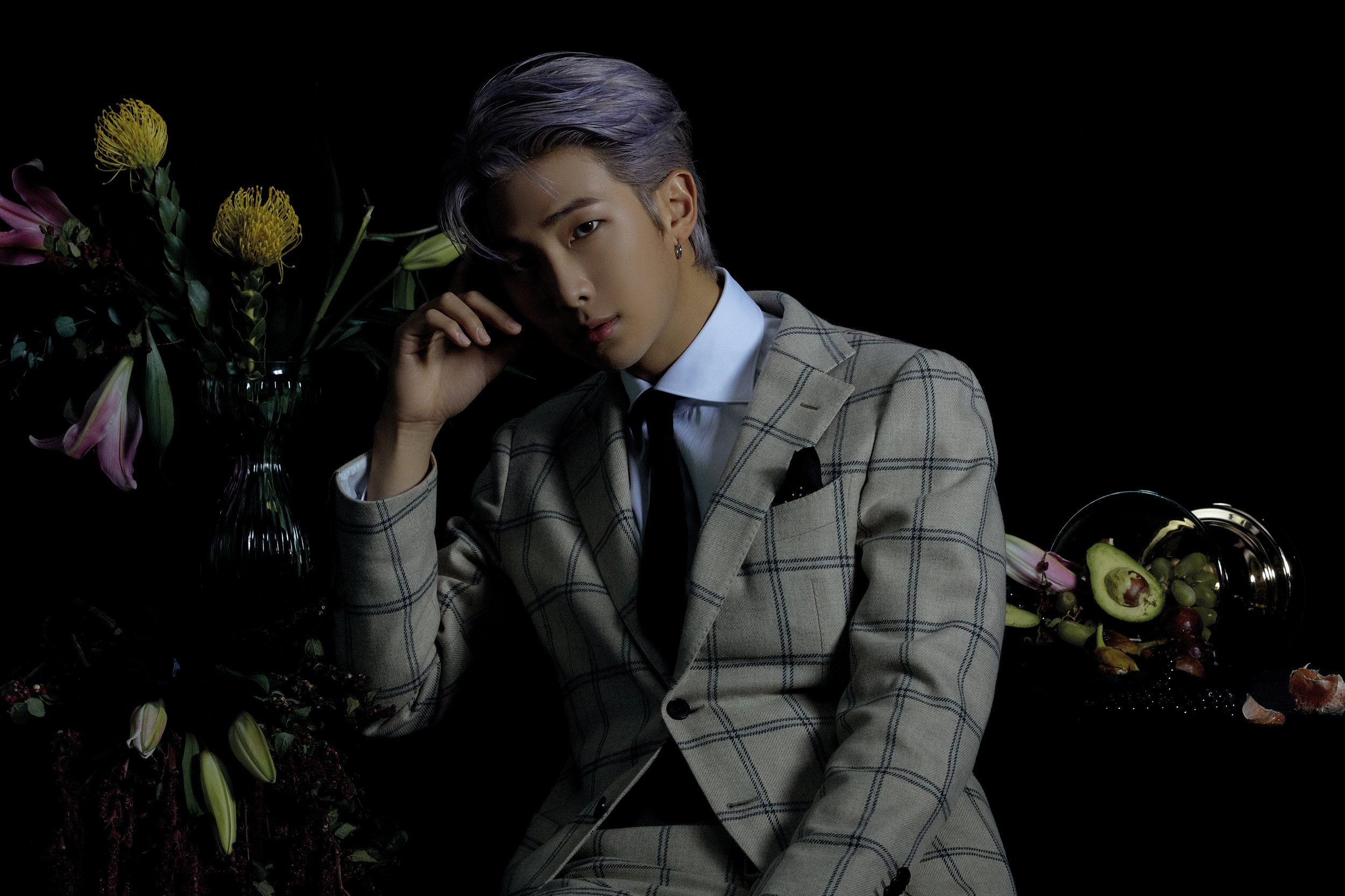 RM BTS Rilis Konsep Foto Ketiga untuk Album Map of The Soul: 7 © Big Hit Entertainment