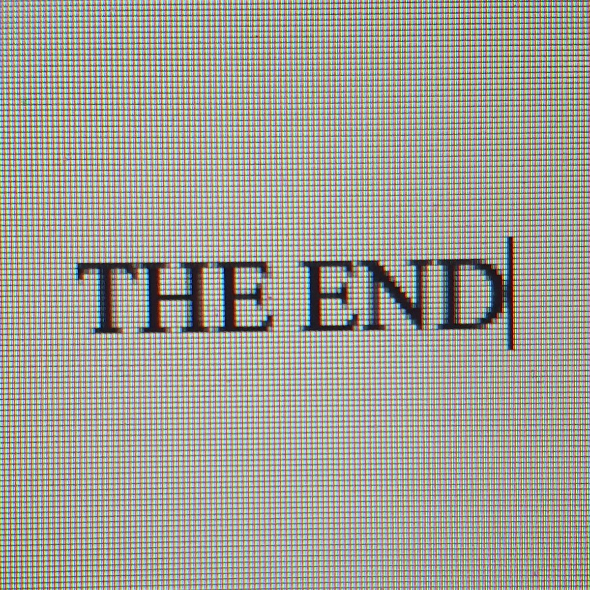 It's been over a year in the writing, even though I told people it would take six months! But today, I finished the 1st draft of my novel. I'm proud to have graduated from being a guy who's writing a novel to being a guy who had the determination to finish one. Thank you. #writer pic.twitter.com/aCHGtta8rN