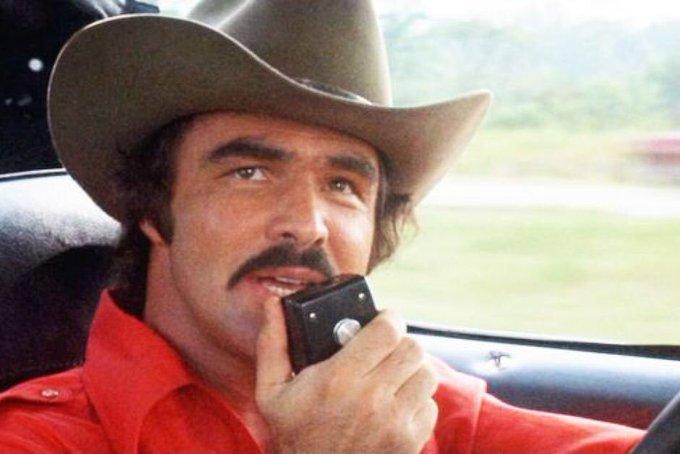 Happy Birthday Burt Reynolds (the actor, not my van)