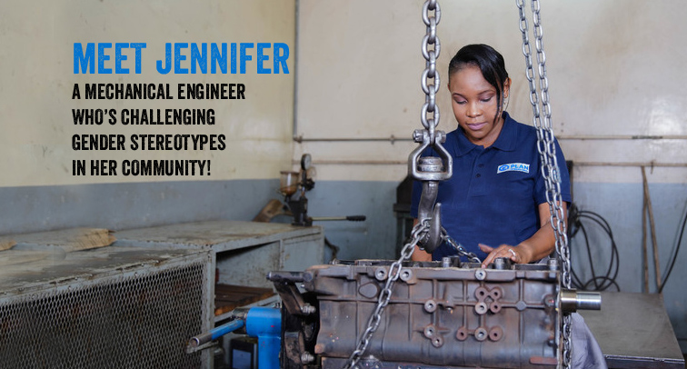 In celebration of the International Day of Women and Girls in Science, we'd like to introduce you to Jennifer from Malawi. Jennifer used to feel that maybe being an Engineer was a mistake, but she decided to challenge gender norms and follow her dream! #WomenInSciencepic.twitter.com/pBQbKqsyru