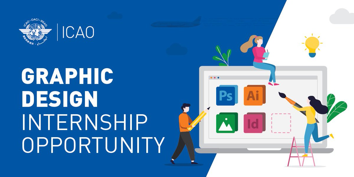 Looking for internship opportunities in a UN agency? We're looking for an intern to support the Marketing team with outreach initiatives and design activities. If you have experience using Adobe After Effects to produce motion graphics videos, apply now!  http://bit.ly/2SjwtDG