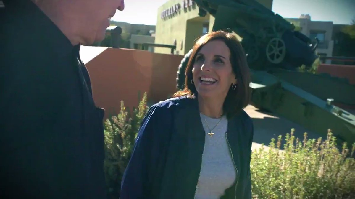 IT'S TIME! I'm officially launching my campaign for U.S. Senate today - check out my launch video here! #AZsen