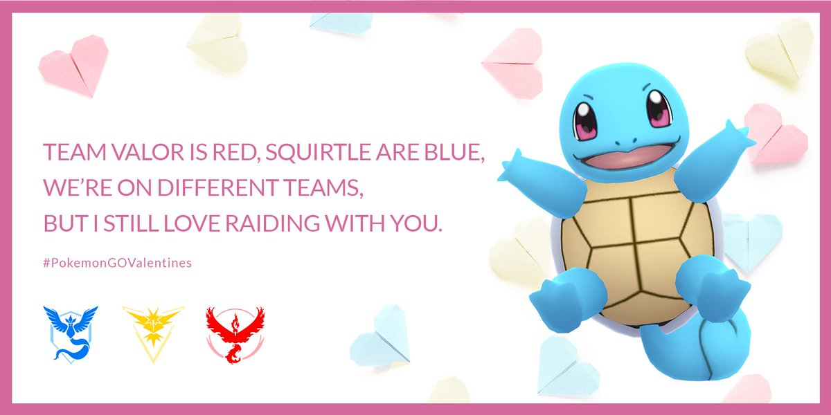 Trainers, can you top these #PokemonGOValentines cards? Show off your creativity in the comments! ❤️ Our Valentine's Day event starts in a few days!
