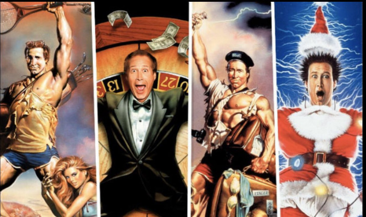 Which Lampoon Is Your Favorite?   Your Choices:  Vacation (1983) European Vacation (1985) Christmas Vacation (1989) Vegas Vacation (1997)  @ChevyChaseToGo #NationalLampoons #Movies #Movie #Film #Cinema #Comedy #Golf #1980s #80s #80sThen80sNowpic.twitter.com/tPQuHmLYtD
