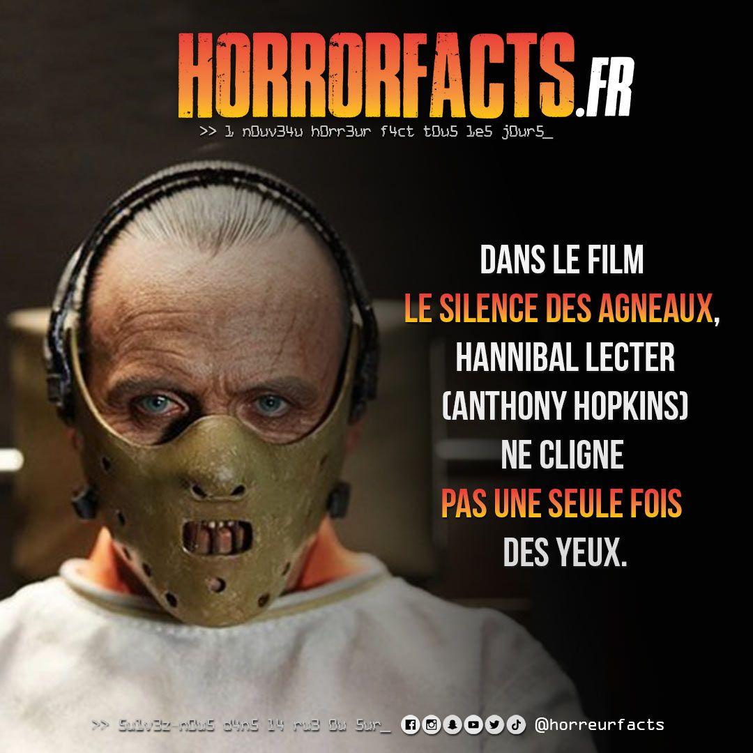 Perso, je tiens pas longtemps ! #silencedesagneaux #lesilencedesagneaux #hanniballecter #hannibal #dragonrouge #anthonyhopkins #psychopate #filmdhorreur #horreurfact #horreurfacts #horrorfact #horrorfacts #filmdhorreur #histoiredhorreur #horreurmovie #lesaviezvous #clignerdesyeuxpic.twitter.com/KTYPoLkSlZ
