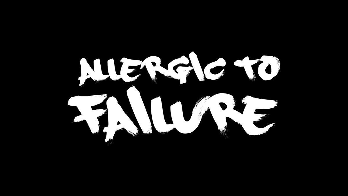 No doubt! #allergictofailure#addictedtosuccess#onlybelieversachievesuccess#FAMUpic.twitter.com/HE669Ekqt8