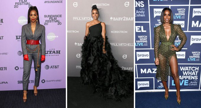Happy Birthday, Kelly Rowland! Check out 10 times she killed the red carpet: