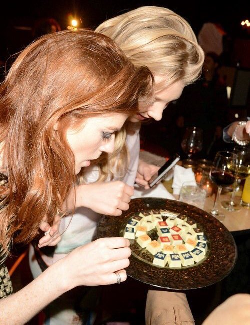 Happy birthday to Natalie Dormer!