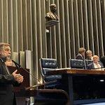 Image for the Tweet beginning: Agora na Tribuna do Plenário