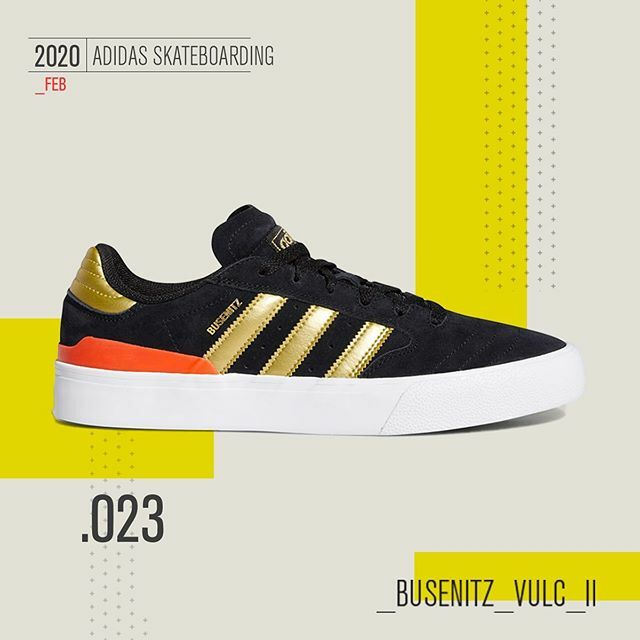 @adidasskateboarding nos presenta la última versión de las ya clásicas Busenitz Pro, las Busenitz Vulc II.  Ingresá en http://sk8shoesba.com y entérate de todo. https://ift.tt/31ItVlVpic.twitter.com/tVkBiFiD87