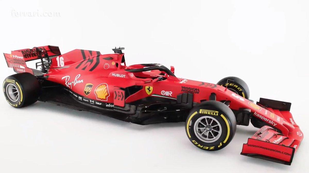 2020. New decade, same goal. Discover all contents at FerrariSF1000.com #SF1000 #essereFerrari 🔴
