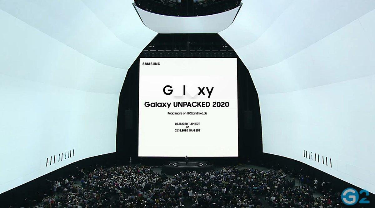 #GalaxyS20