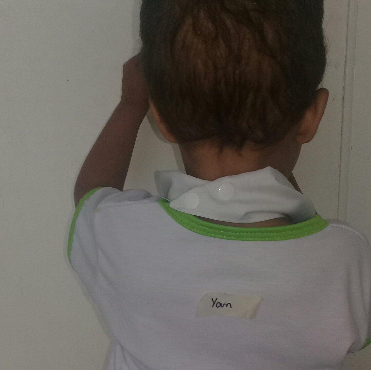 Quando a professora ainda está aprendendo o nome do seu filho. #maes #meubb #meumundoazul #creche #maedoyan