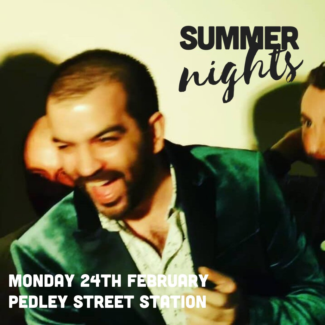 ACT ANNOUNCEMENT⁠Comedian - Vernon Hunte! #SummerNights at #PedleyStreetStation Monday 24th February, tickets on sale now!⁠⁠ ⁠http://www.summerproductions.uk/tickets   #summerproductionsuk #summernightsevents #londoncomedy #londoncomedian #londoncomedynight #londoncabaret #cabaretnightpic.twitter.com/SjgsYBoxy2