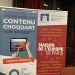 Image for the Tweet beginning: Colloque sur l'innovation sociale et
