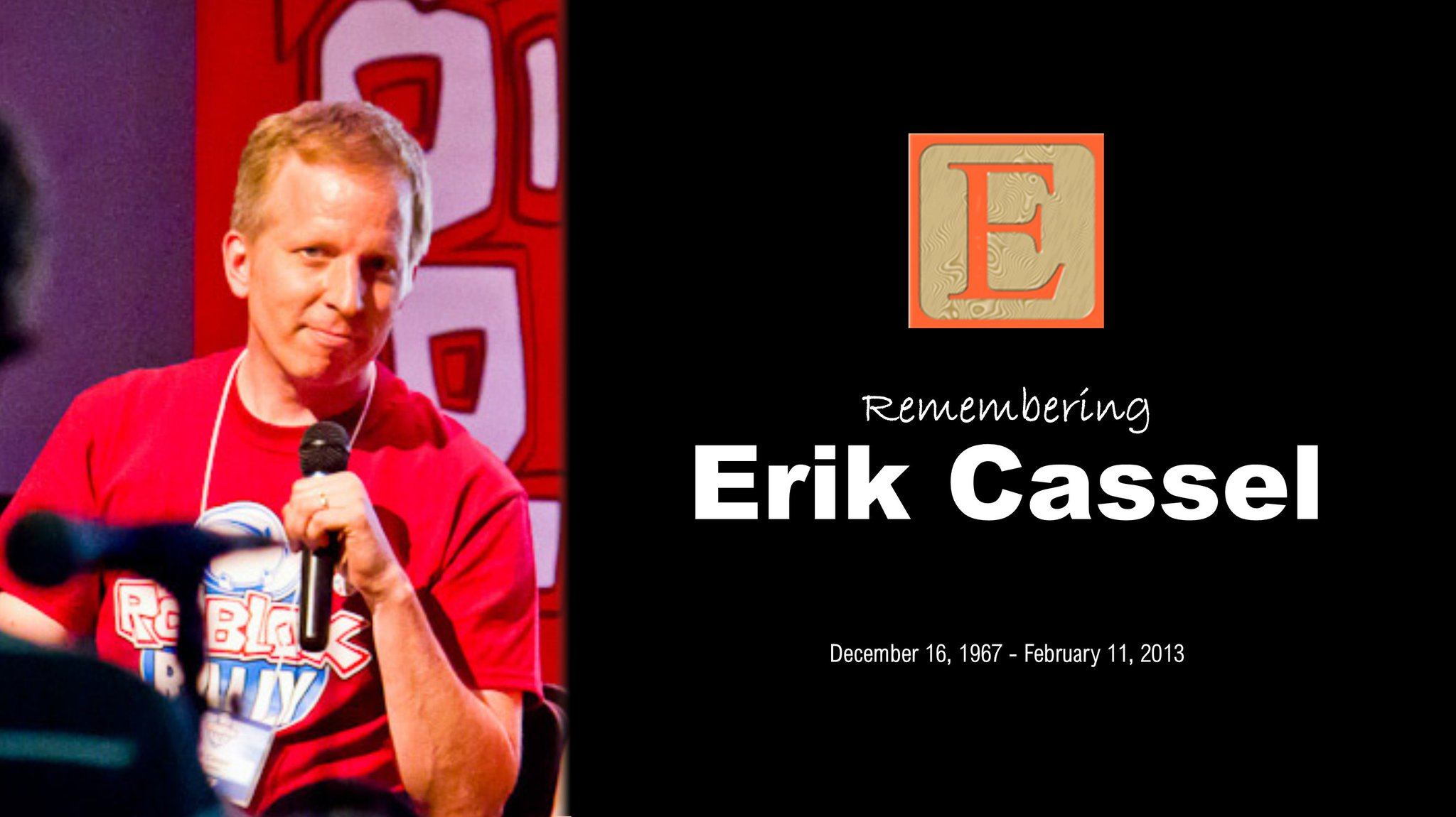 Bloxy News On Twitter Today We Remember The Life Of Erik Cassel