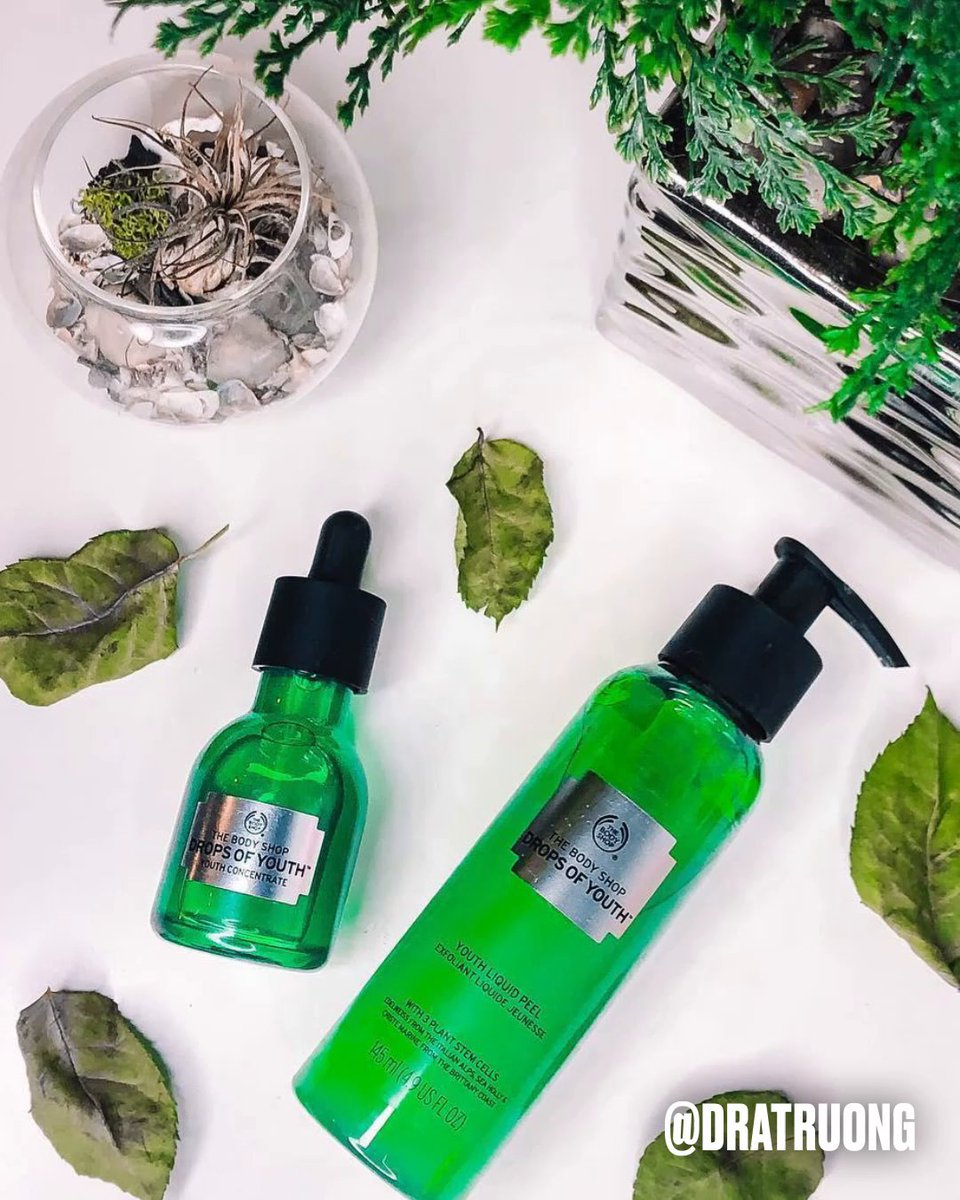 Discover why so many people LOVE our plant-based Drops of Youth™ skincare collection! http://ms.spr.ly/6015TwkBb