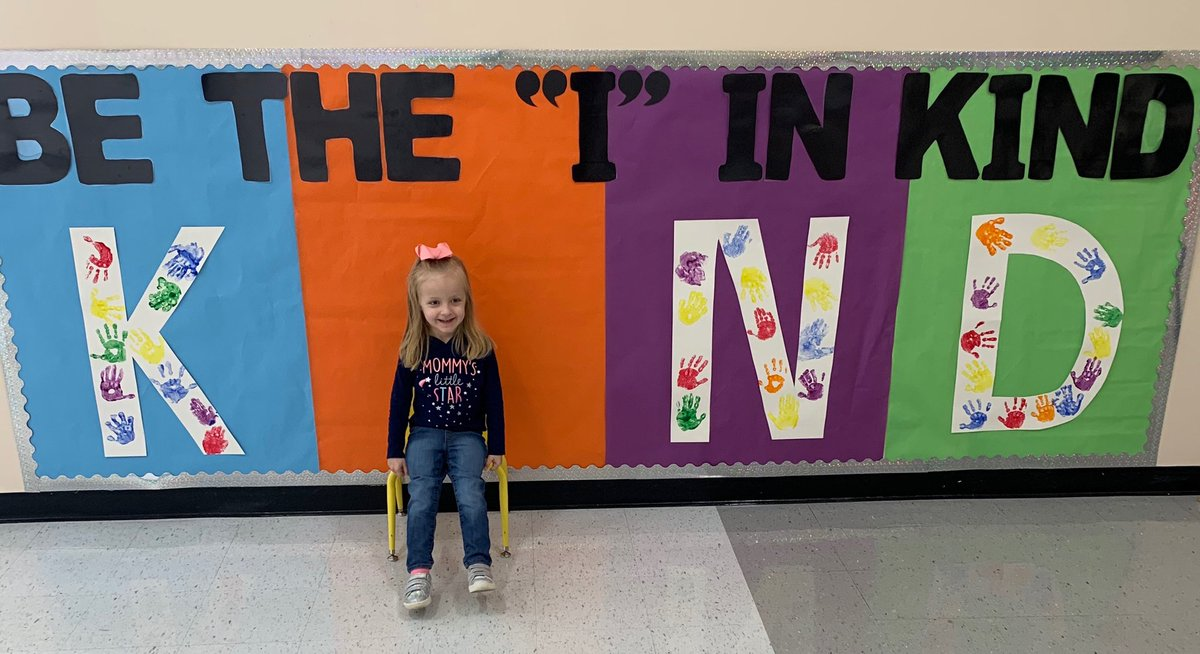 """Ms. Tracy's PM class bring the """"I"""" in kind"""