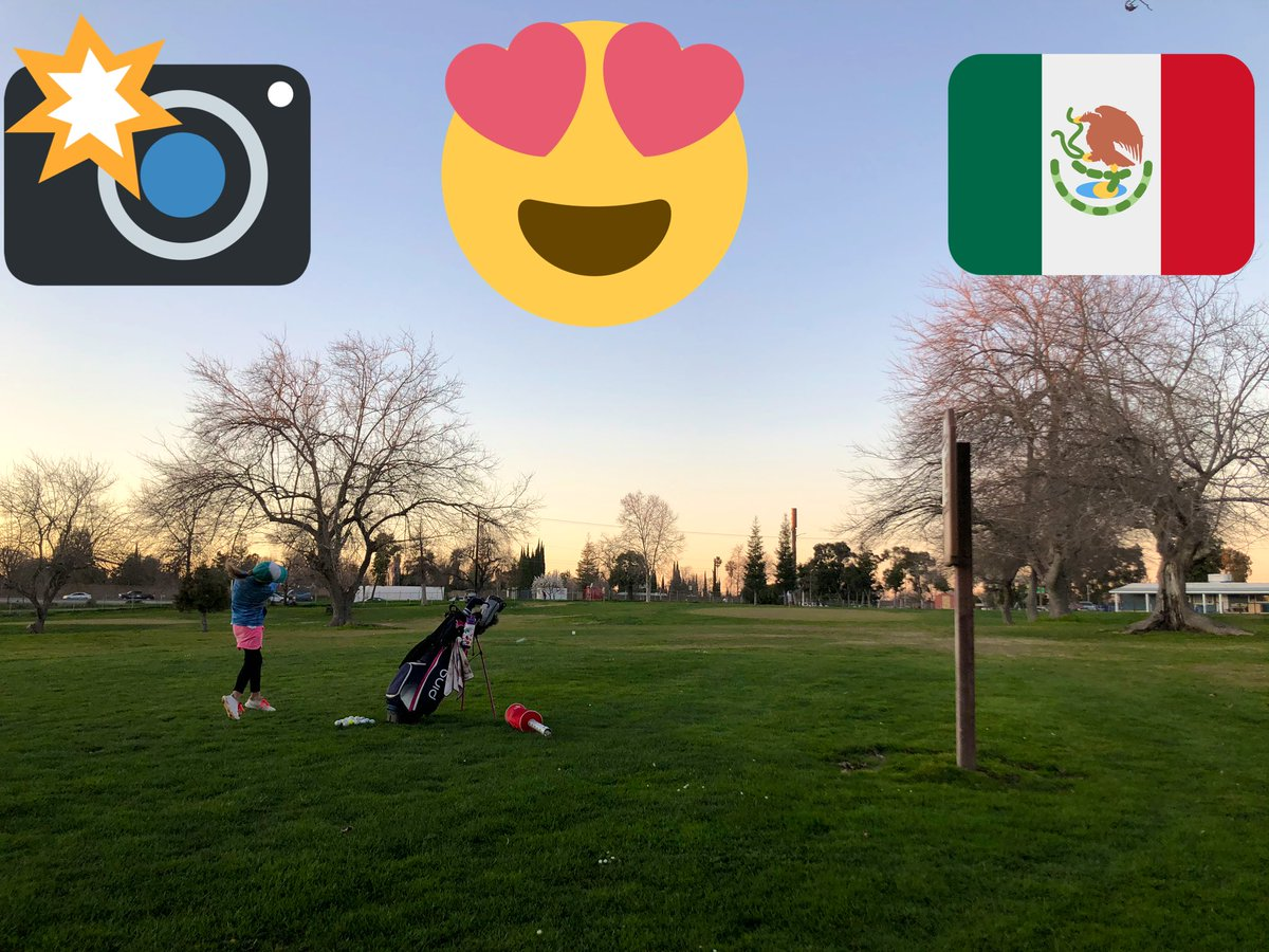 Practice yesterday!! The weather was amazing! #Juniorgolf #girlsgolf #Californiagolf pic.twitter.com/pht4Z1RtxL