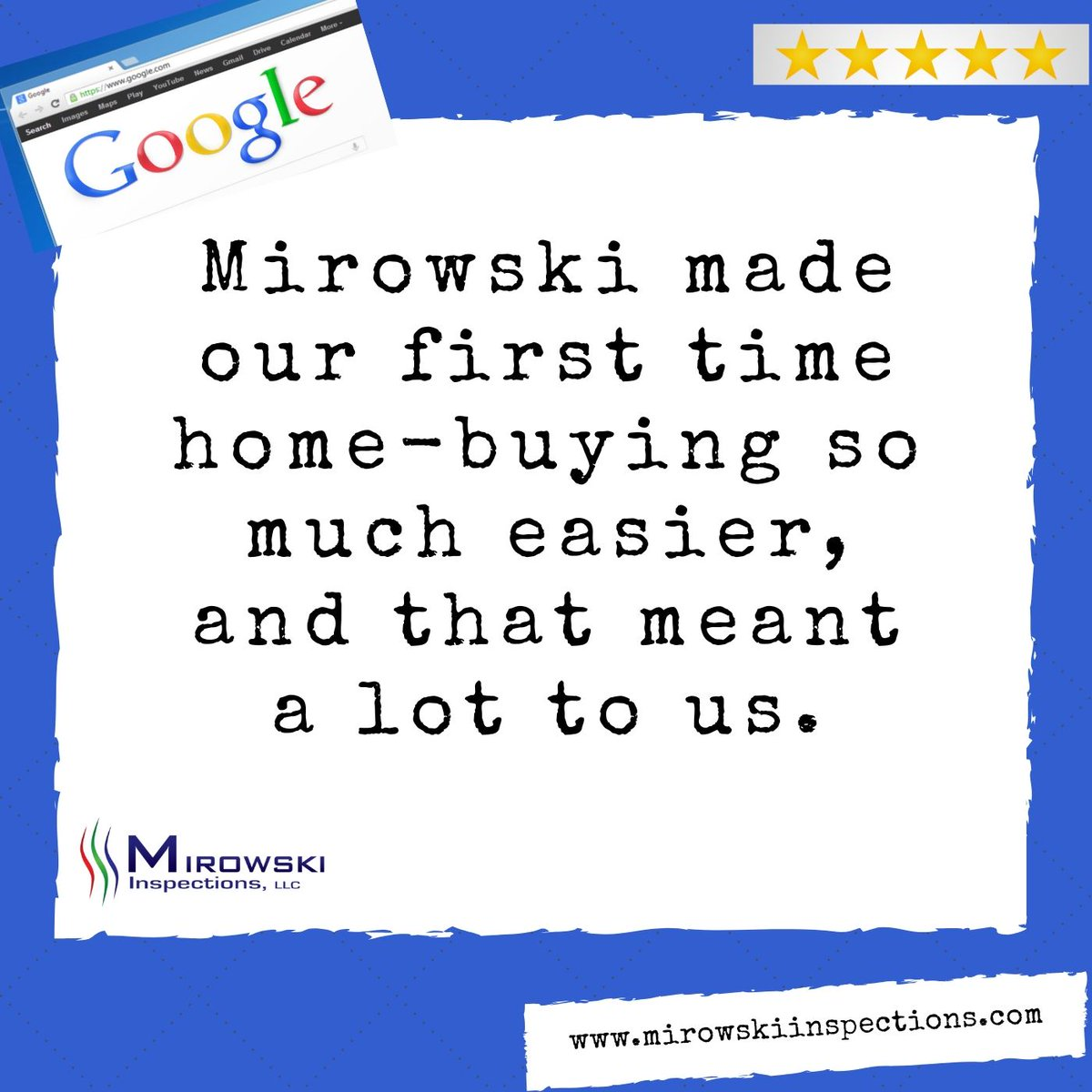 Congratulations on your new home!   #mirowskiinspections #homeinspections #homeinspector #realestate #inspectorlife #ashiinspectors #inspectionbusiness #homeinspectorsnearme #homemaintenance #houses #ashi #ashiinspector #homeinspectorpro #besthomeinspectionspic.twitter.com/GbpuddMJVC