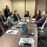 Image for the Tweet beginning: Neste momento com os deputados