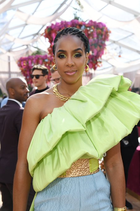 Happy 39th birthday to the effortless beauty Kelly Rowland!