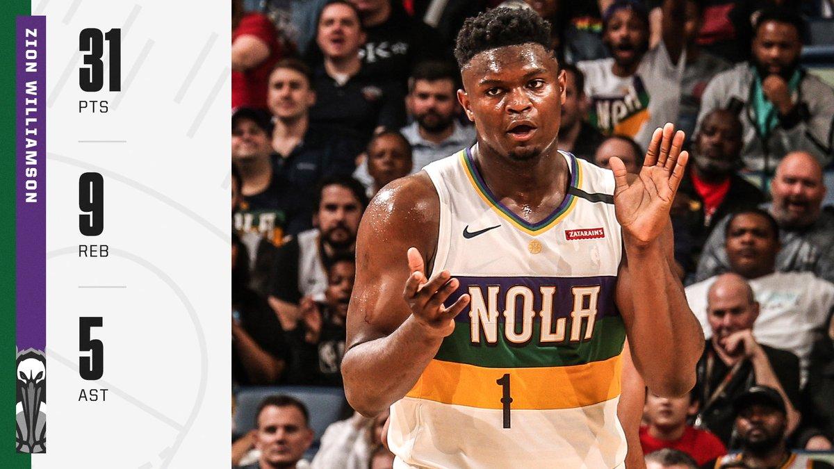 @SportsCenter's photo on Zion