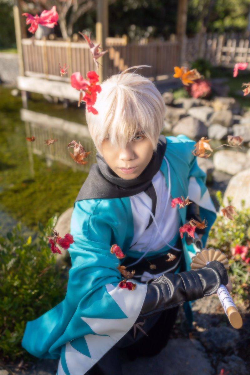 """I've arrived! Shinsengumi's First Unit Captain, Okita Souji! Are you my master?"" . . #fgocosplay #fategrandordercosplay #okitacosplay #okitasoujicosplay #fgookitacosplay #maleokitacosplay #cosplayersofinstagram #cosplayersofig #cosplaynz #nzcosplay pic.twitter.com/ZtXUlQkyjs"