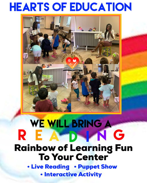 We bring the learning fun to your students! Live Reading, Puppet show, Interactive activity! - - #autismparents #blackparents #blackparenting #parenthood #literacy #readingrocks #classroom #students #learning #education #reading #bookstagram #books #bookworm #daycarepic.twitter.com/TpBKXOuEAm