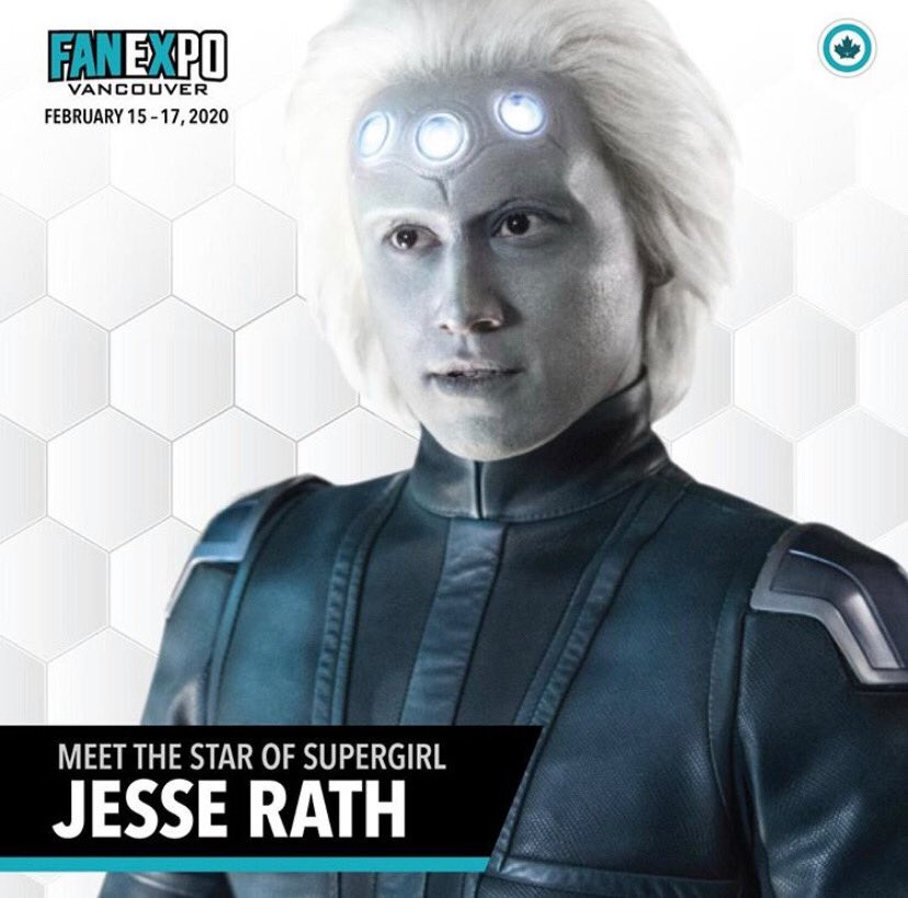 Reminder that I'll be at Vancouver Fan Expo Monday Feb 17th!