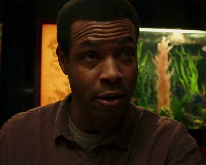 """Happy 46th birthday to Isaiah Mustafa! The \""""Old Spice Guy\"""" had a great turn as Mike Hanlon in IT: CHAPTER 2..."""