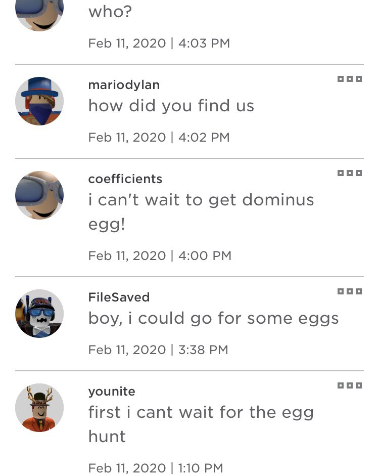 Egg Hunt Leaks 2020 Egghuntleaks Twitter