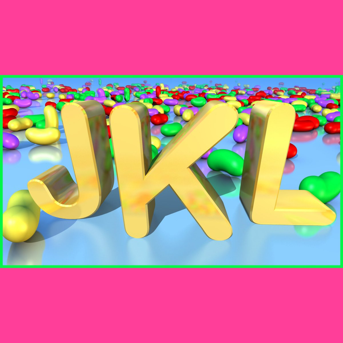 Q: What do jellybeans, keys and lemons have in common?   A: They all star 🌟 in today's video! 🍡🔑 🍋https://youtu.be/4Own3Y1idu8   #kidsvideos #jkl #abcsong #alphabet  #abcdef #kidsyoutubechannel #kidspacestudios #kidspace