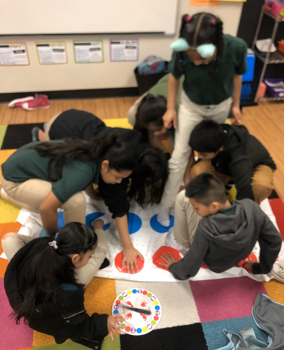 It's Twister Tuesday @CBEBears We're not letting a little rain ruin our recess! #risdace #risdgreatness