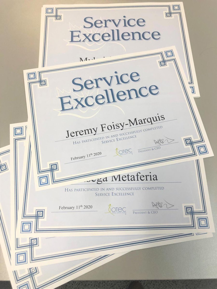 Congrats to our Youths who completed their Service Excellence Training today!   Interested in our next session contact us at: 426-231-2295 ext. 5723 or 5743 #ServiceExcellence #JobStart #Youthpic.twitter.com/qHaeVqswv5
