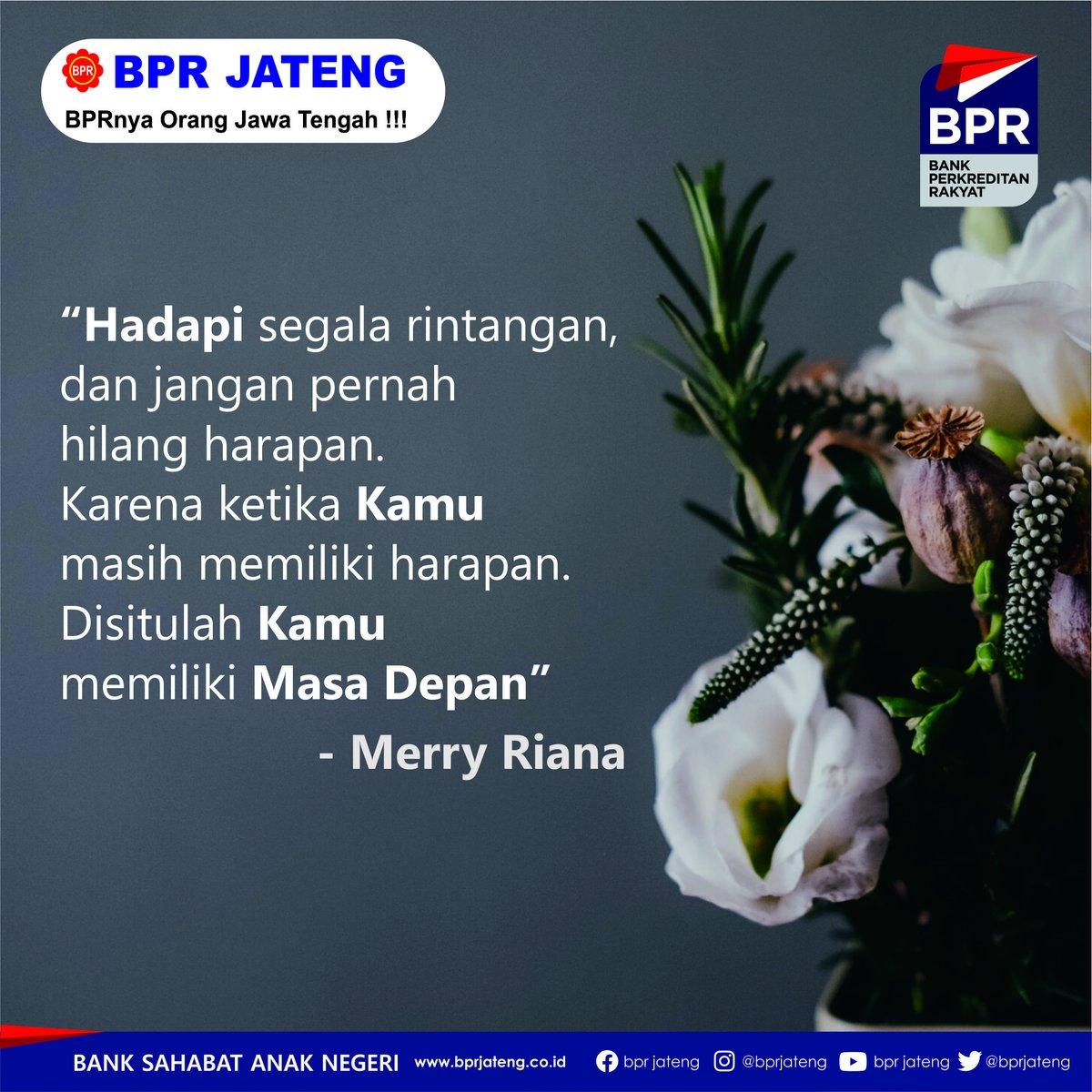 Tetap Semangat dan Terus Berjuang  #motivasi #Quote #bprjateng #semarang #Hitssemarang #lokersmg #lokersemarang #Indonesia #KreditCepat #kreditmudah #Kreditmurah #Semangat #Kerjakeras #masadepan #finance #jatenggayeng #jateng #jawatengah #bank #bpr #bankperkreditanrakyat #jawapic.twitter.com/hG4bOhw868